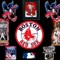 Boston Red Sox David Ortiz Montage