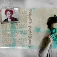 Robert Pattinson Grey Collage