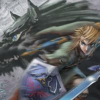 Link & Wolf