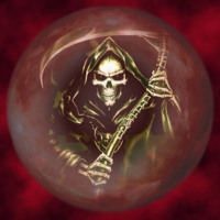 Reaper in Crystal Ball