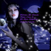 Celestial Purple Witch