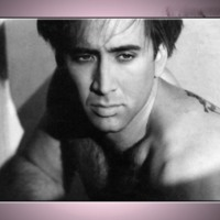 Nicolas Cage on Lavender