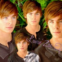 Zac Efron Multiple Collage