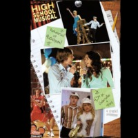 High School Musical Collage