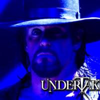 The Undertaker Blue