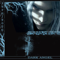 Sephiroth Light Blue Black