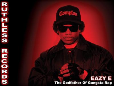 Eazy E Godfather Of Gangsta Rap Ruthless Records Facebook Timeline Cover Backgrounds